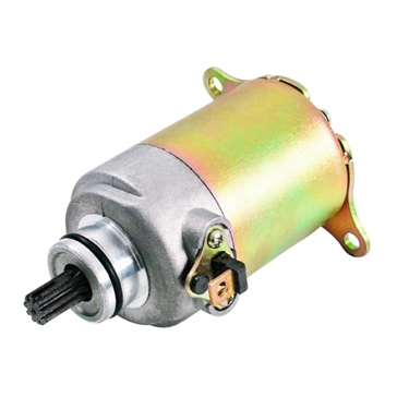 OUTSIDE DISTRIBUTING Starter Motor Fit GY6 125/150 cc Style Motor Engine