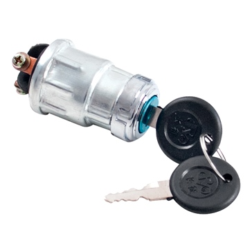 Outside Distributing Key Switch 3-Wire Ignition for 4-Stroke Lock with key - 217097
