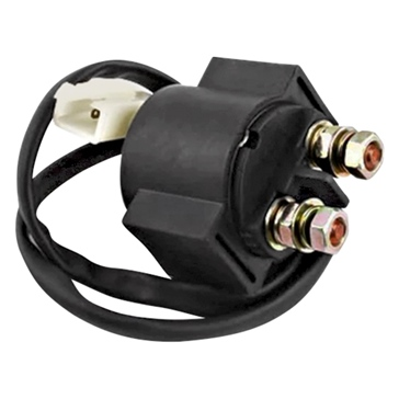 OUTSIDE DISTRIBUTING Solenoid Fits most Horizontal 50-125 cc Engines