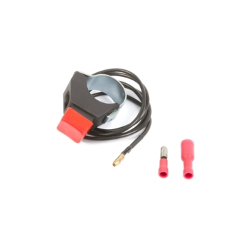 OUTSIDE DISTRIBUTING Kill Switch Single Wire for Handle Bar