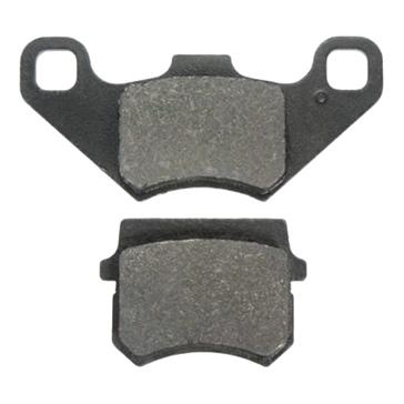 Outside Distributing Brake Pads Rear - Type 4Z, Version A Sintered copper - Rear