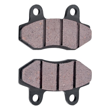 Sintered copper OUTSIDE DISTRIBUTING Brake Pads Type R6