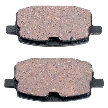 Outside Distributing Brake Pads: Type 4J Sintered copper - Front/Rear