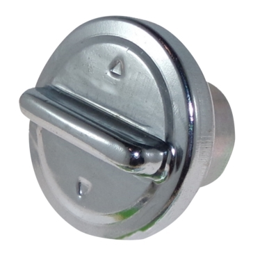 Outside Distributing Gas Metal Tank Cap 217431