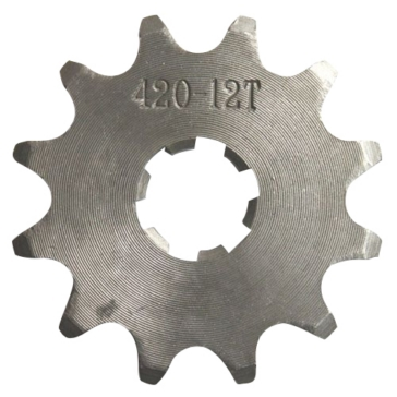 OUTSIDE DISTRIBUTING Drive Sprockets, 17 mm