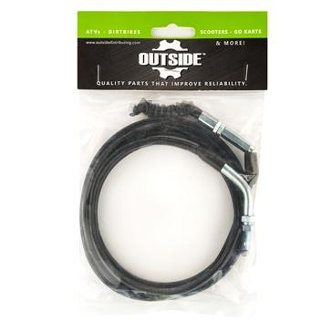 """OUTSIDE DISTRIBUTING Câble d'accélérateur 82.0"""" pour Dunebuggies"""