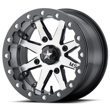 MSA WHEELS M21 Lok Wheel 14x7 - 4/110 - +0 mm