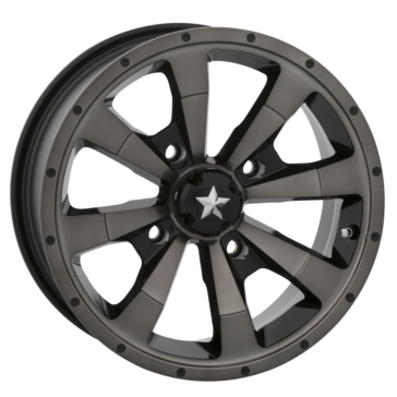 "MSA WHEELS M22 Enduro ""Dark Tint"" Wheel"