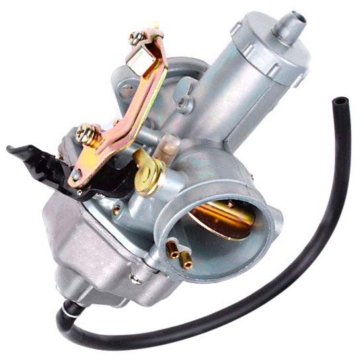 OUTSIDE DISTRIBUTING Carburateur assemblé pour moteur 4 temps et 125-150cc 4 temps - Style horizontal, Style vertical