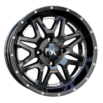 MSA WHEELS M26 Vibe Wheel (Milled)