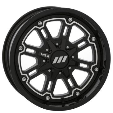 MSA WHEELS M30 Throttle Wheel 16x7 - 4/156 - 0 mm