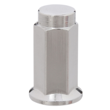 Écrou de roue hexagonal à base plate WCA 217902
