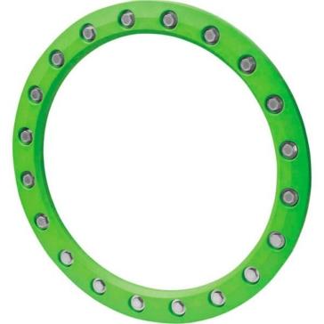 Anneaux de roue colorés HIPER WHEELS Vert