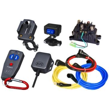 Ensemble d'amélioration de télécommande sans fil de treuil KFI PRODUCTS