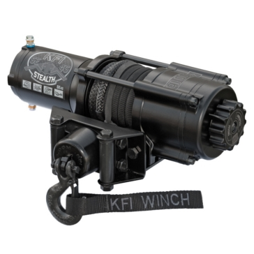 KFI PRODUCTS SE45 Standard Stealth Winch