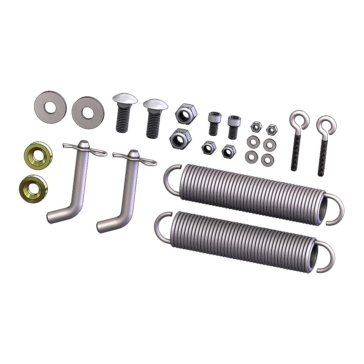 KFI PRODUCTS UTV Plow Fixation Tube Kit