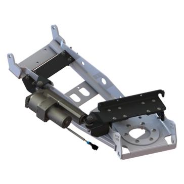 KFI PRODUCTS Ensemble de pelle à neige hydraulique à angle variable pour UTV