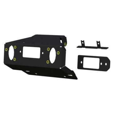 "KFI PRODUCTS Front 2"" Receiver 218322"