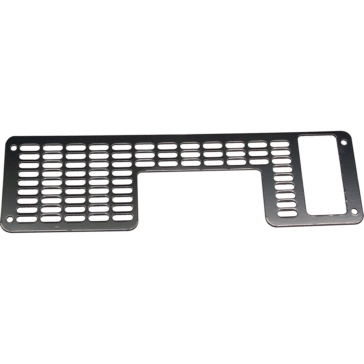 KFI PRODUCTS Front Grill Works for Winch 100563K Polaris