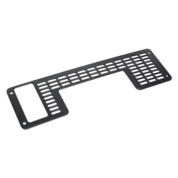 KFI Products Front Grill Works for Winch 100564K Front - Steel - Polaris