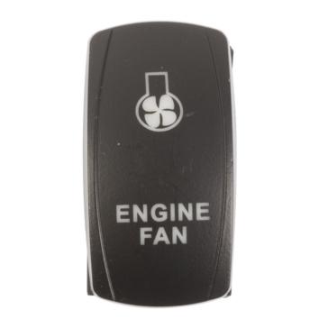 Interrupteur Engine Fan DEL QUAKE LED