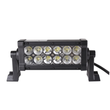 Black QUAKE LED Super Nova Combo Light Bar