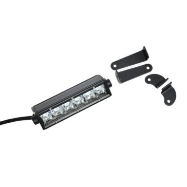 Combo barre de lumière Slim QUAKE LED Noir