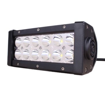QUAKE LED Magma Series Light Bar Black