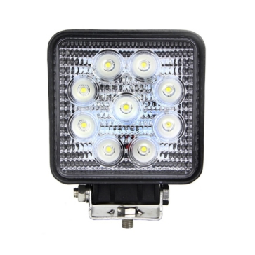 QUAKE LED Fracture Light Flood Black