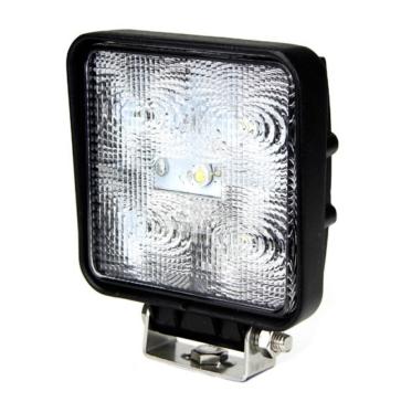 Projecteur de lumière Fracture QUAKE LED Noir