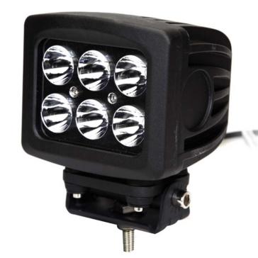 QUAKE LED Megaton Spot Light Black