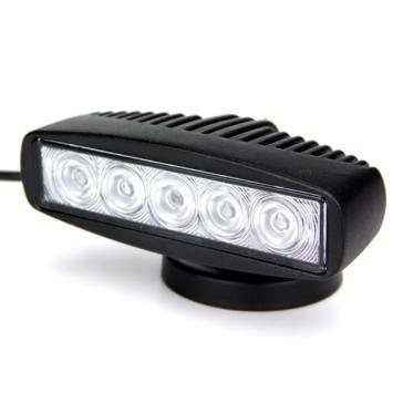 Black QUAKE LED Seismic Work Light