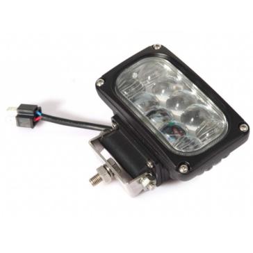 Black QUAKE LED High/Low Tempest Light