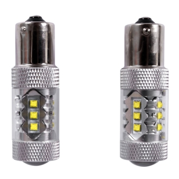 Ampoules 80 watts QUAKE LED 1156