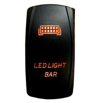 quake led light bar led switch kimpex canada rh kimpex com LED Wiring Circuit Diagram 120V LED Wiring Diagram