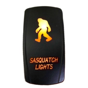 QUAKE LED Sasquatch LED Switch