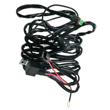 QUAKE LED Remote Control Wire Harness
