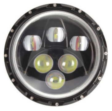 Phare Tempest DRL Halo QUAKE LED