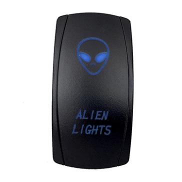 QUAKE LED Alien LED Switch