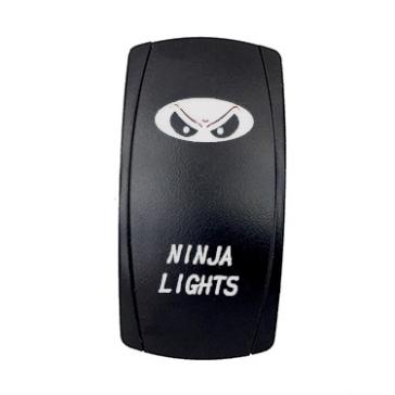 Interrupteur Ninja DEL QUAKE LED