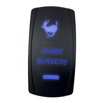 QUAKE LED Bunny Burners LED Switch