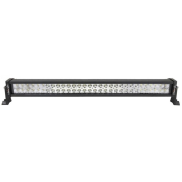 QUAKE LED Super Nova Amber Strobe Light Bar Black