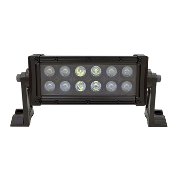 QUAKE LED Ultra Blackout Series Combo Light Bar
