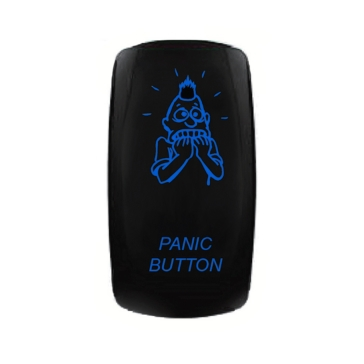 QUAKE LED Panic Button LED Switch