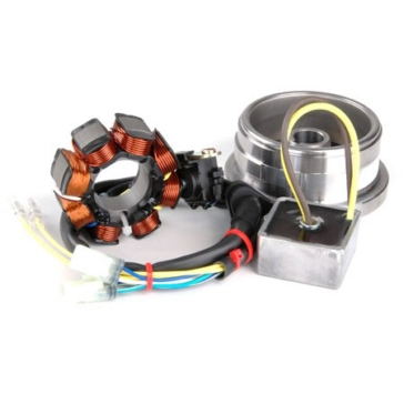 Trailtech Stator, AC Regulator & Flywheel Kit Honda - 223138
