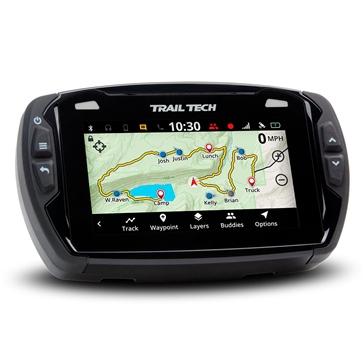 Trailtech Voyager Pro GPS Computer Kit ATV, UTV - 223150