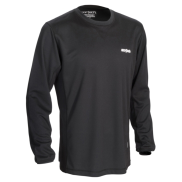 Cortech Journey CoolMax Long Sleeve Crew Neck Top