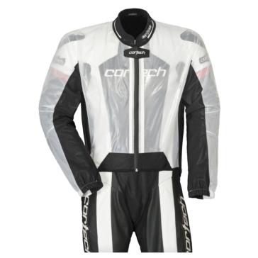 Cortech Road Race Rainsuit Jacket Men - Solid Color