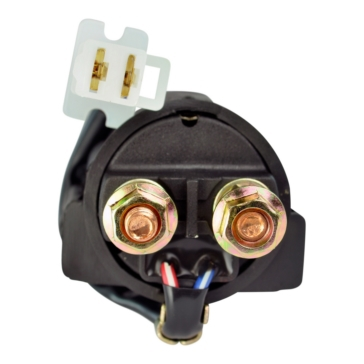Kimpex HD HD Starter Relay Solenoid Switch Fits Honda, Fits Yamaha - 225102