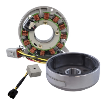 Kimpex Stator, Voltage Regulator Rectifier & Magneto Flywheel Ski-doo - 225106